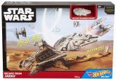 Hot Wheels Star Wars Hvězdná loď síla se probouzí