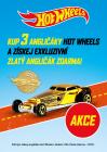 HW Angličák zlaté autíčko ZDARMA - dárek k nákupu 3 autíček 255785