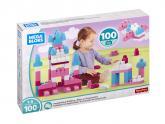 Mega Bloks Růžové stavění s fantazií