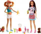 Barbie VAŘENÍ A PEČENÍ SESTŘIČKY, více druhů