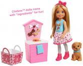 Barbie VAŘENÍ A PEČENÍ CHELSEA, více druhů