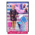 Barbie s žužu vlasy, běloška
