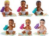 Barbie MIMINKO A DOPLŇKY, více druhů