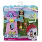 Barbie CHELSEA MINIGOLF HERNÍ SET