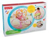Fisher-Price BG Sedátko od miminka po batole růžové