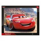 Dino puzzle Walt Disney Cars: Blesk McQueen 40 dílků deskové