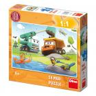 Dino puzzle Tatra maxi 24 dílků