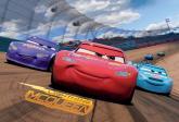 Dino puzzle Walt Disney CARS 3: Závod 2x66 dílků