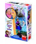 Dino puzzle Walt Disney Frozen dětský metr 150 dílků