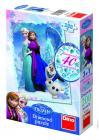 Dino puzzle Walt Disney Frozen diamond 200 dílků