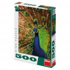 Dino puzzle Páv 500 dílků