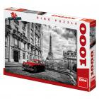 Dino puzzle Jaguár v Paříži 1000 dílků