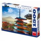Dino puzzle Pagoda 1500 dílků