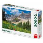 Ledovce v Montaně 3000D