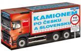 Kamionem po Česku a Slovensku Rodinná hra