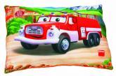 Tatra hasiči polštářek