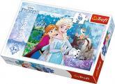 Puzzle 30 - Magie / Ledové království