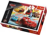 Puzzle 30 - Vítězný team / Auta 3