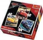 Puzzle 3v1 - Legendy / Auta 3