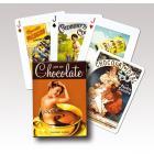 Poker/bridž Čokoláda