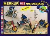 Stavebnice Merkur - Motocykly