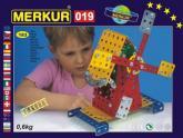 Stavebnice Merkur - Mlýn