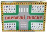 SVOBODA Dopravní značky - elektrická výuková hračka