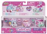 Shopkins S8 Cutie cars - 3 pack
