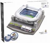 3D puzzle stadion Santiago Bernabeu