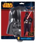 Star Wars: Darth Vader ACTION SUIT kostým (7-10 let)