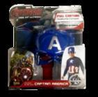 Avengers: Assemble - Capitan America ACTION SUITE