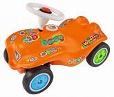 Auto odstrkovadlo BIG BOBBY CAR POP oranžové