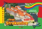 Hrad Strakonice - jednoduchý