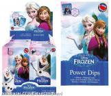 Frozen lízátko s praskacím práškem
