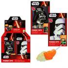 Star Wars lízátko s praskacím práškem