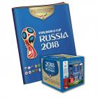 WORLD CUP 2018 - Promo album zdarma k WORLD CUP 2018 - ADRENALYN