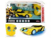 RC Transformers Turbo Racer Bumblebee 1:24, 18cm, 2kan