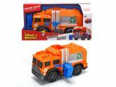 Action Series  Popelářské recyklační auto 30cm