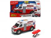 Action Series Ambulance Auto 30cm