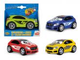 Auto Happy Mercedes A-Class Squeezy 11 cm, 4 druhy