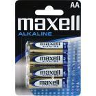 Alkalická batéria LR6 4BP ALK 4x AA ( R6 )