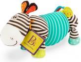 Tahací harmonika zebra Squeezy Zeeb