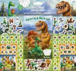 Samolepkový set 500 ks Hodný dinosaurus