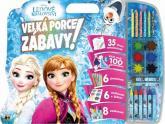 Mega omalovánkový set Frozen
