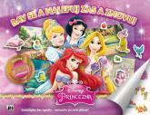 Samolepkové album  Disney Princezny