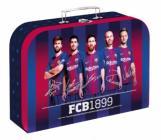 Kufřík lamino 34 cm FC Barcelona