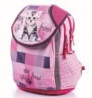 Anatomický batoh PLUS Junior Kočka