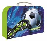 Kufřík lamino 34 cm - fotbal