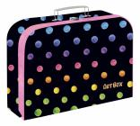 Kufřík lamino 34 cm - Oxy Dots colors