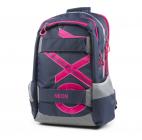 Studentský batoh OXY Sport BLUE LINE Pink